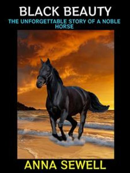 Black Beauty - The Autobiography of a Horse - cover
