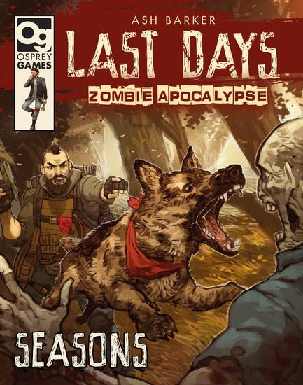 Last Days: Zombie Apocalypse: Seasons - cover