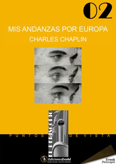 Mis andanzas por Europa - cover