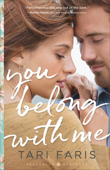 You Belong with Me (Restoring Heritage Book #1) - cover