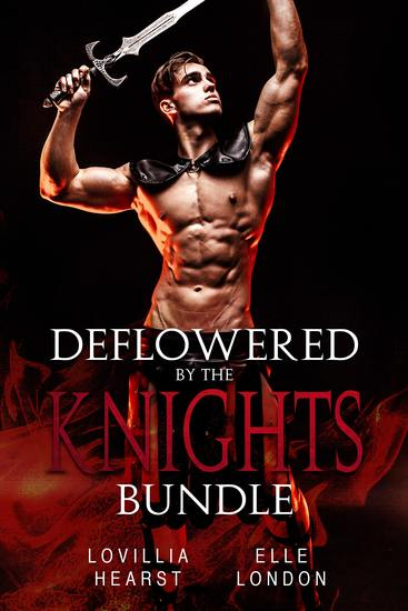 Deflowered By The Knights Bundle - Medieval Erotica - cover