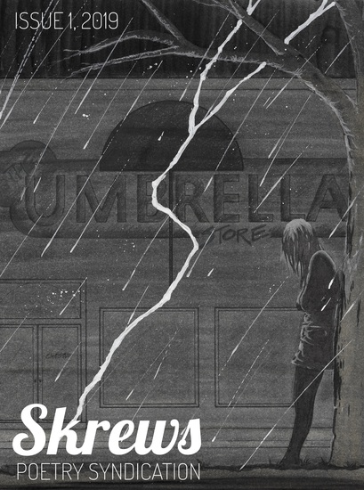 Skrews Poetry Syndication Issue 1 2019 - 2019 Q2 - cover