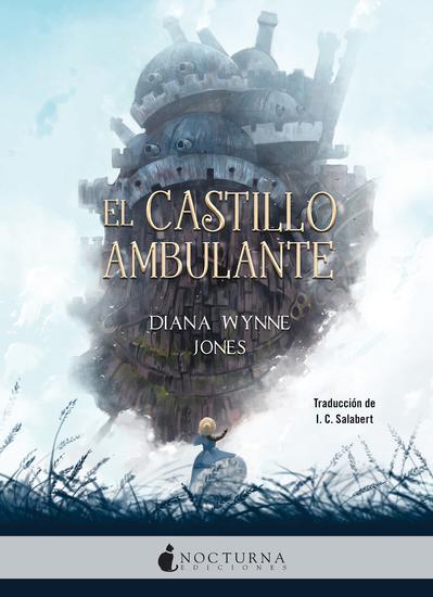 El castillo ambulante - cover