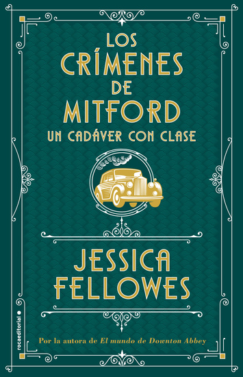 Un cadáver con clase (Los crímenes de Mitford Libro 2) - cover