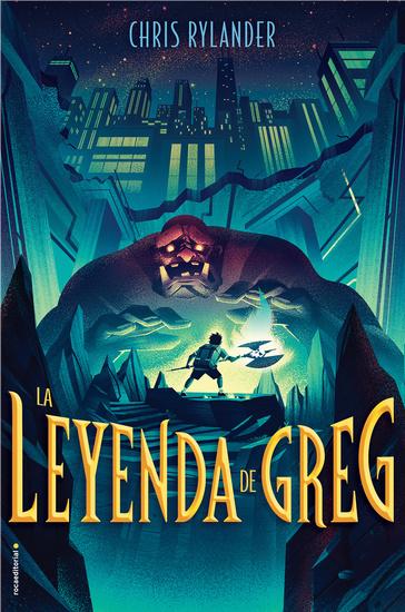 La leyenda de Greg - cover