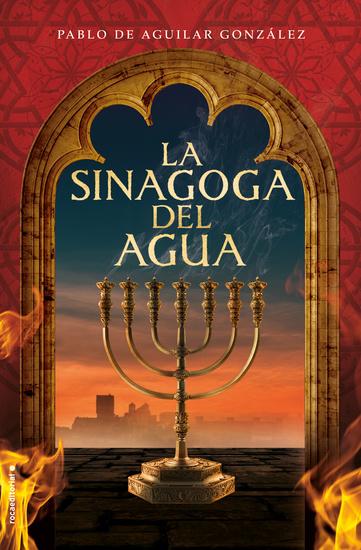 La sinagoga del agua - cover