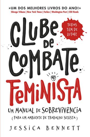 Clube de Combate Feminista - cover