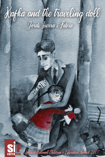 Kafka and the traveling doll - cover