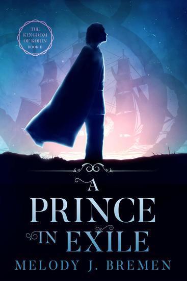 The Prince of Korin - The Kingdom of Korin #2 - cover
