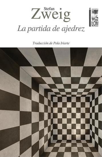 La partida de ajedrez - cover