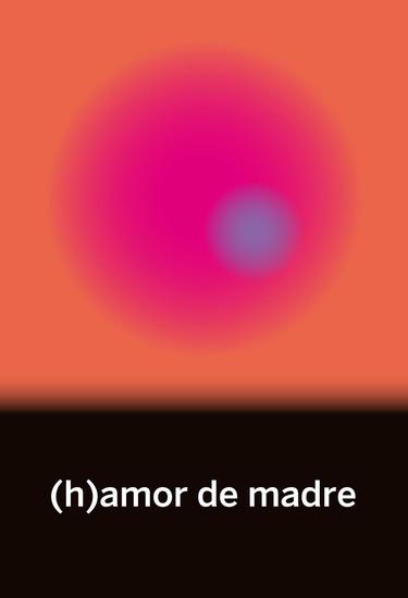 (H)amor de madre - cover