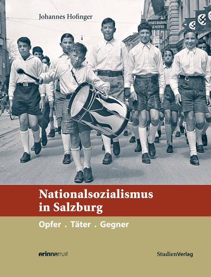 Nationalsozialismus in Salzburg - cover