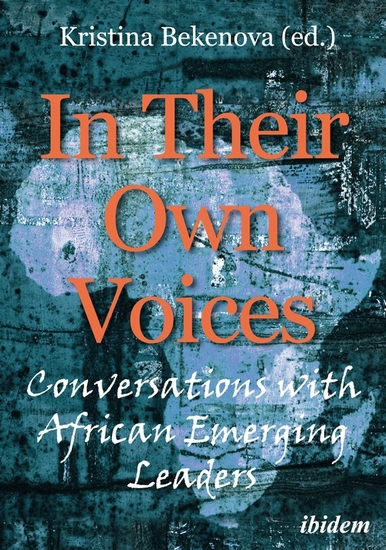 In Their Own Voices: Conversations with African Emerging Leaders - cover