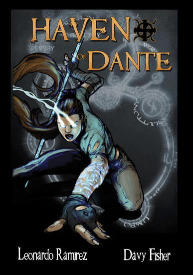 Haven of Dante: The Graphic Novel - cover