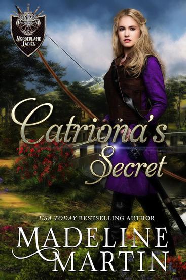Catriona's Secret - Borderland Ladies #5 - cover