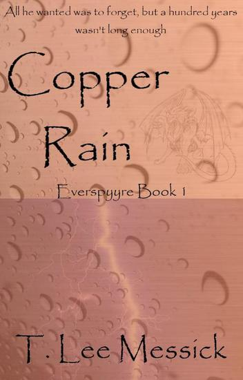 Copper Rain - Everspyyre #1 - cover
