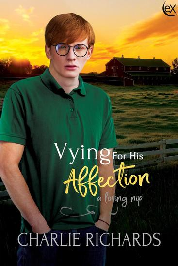 Vying for his Affection - A Loving Nip #19 - cover