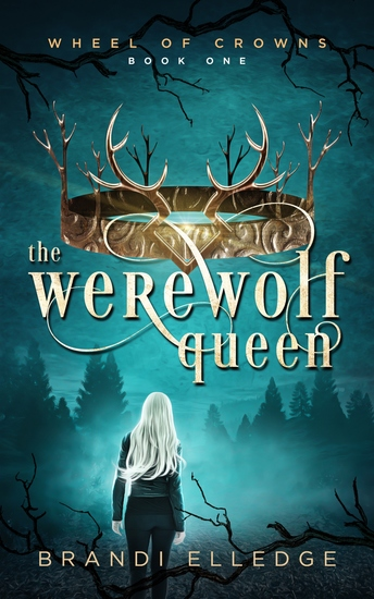 The Werewolf Queen - cover