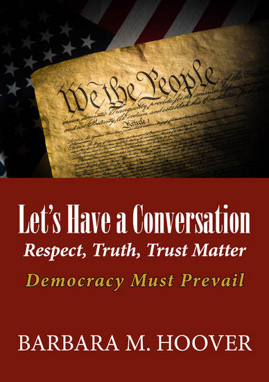 Let's Have a Conversation - Respect Truth Trust Matter - cover