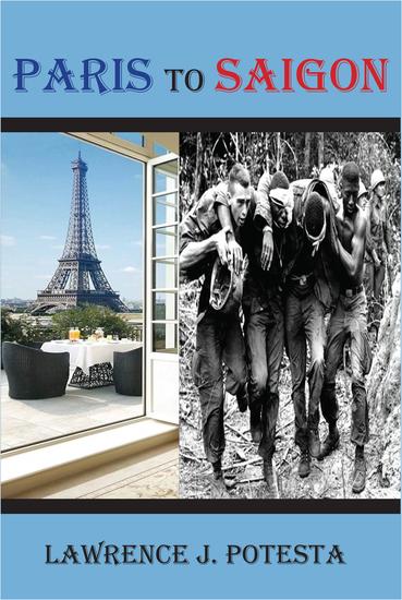 Paris to Saigon - cover