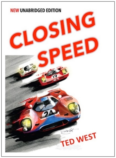 Closing Speed - cover