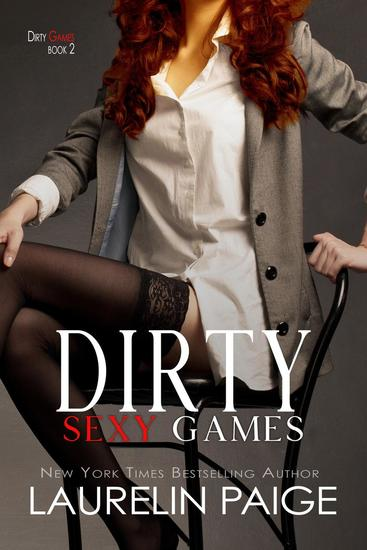 Dirty Sexy Games - Dirty Games #2 - cover