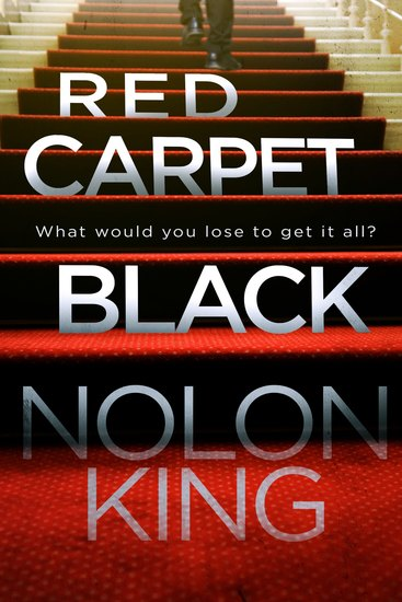 Red Carpet Black - cover
