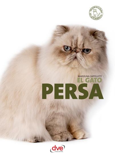 El gato persa - cover