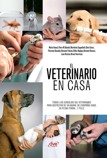 El veterinario en casa - cover