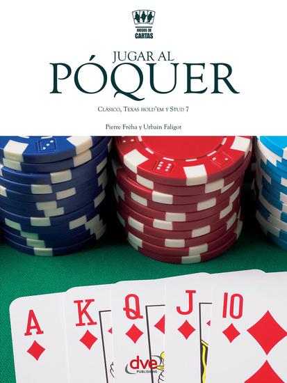 Jugar al póquer - cover