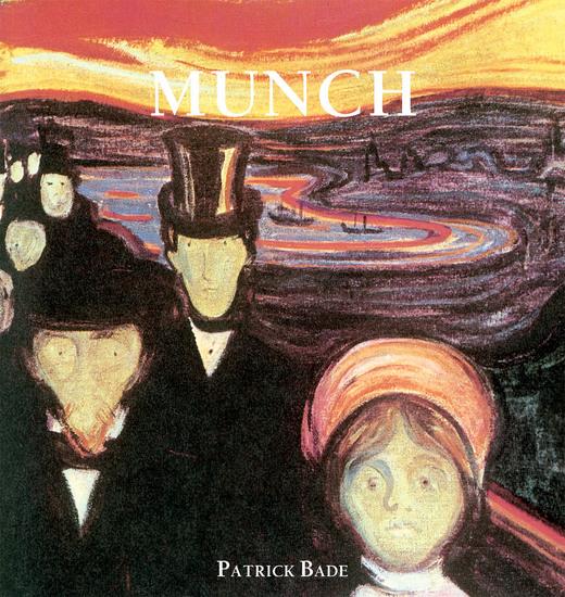 Edvard Munch - cover