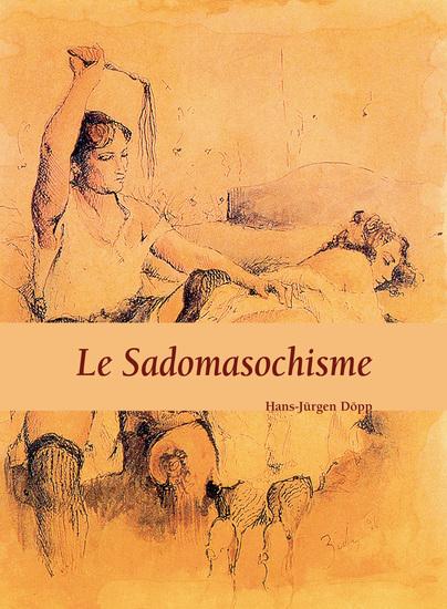 Le Sadomasochisme - cover