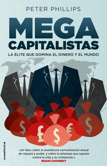 Megacapitalistas - La élite que domina el dinero y el mundo - cover