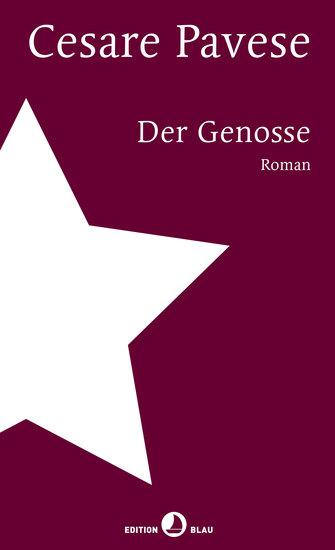 Der Genosse - Roman - cover