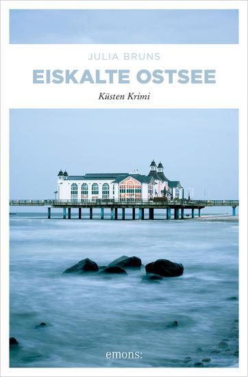 Eiskalte Ostsee - Küsten Krimi - cover