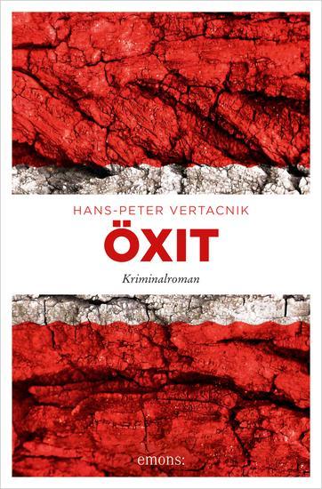Öxit - Kriminalroman - cover