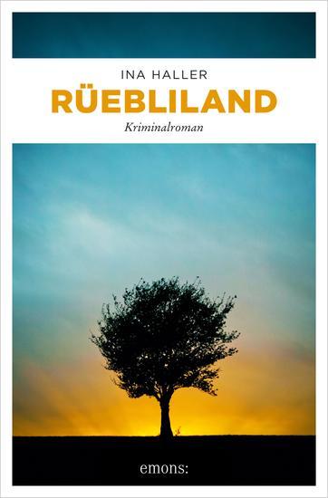 Rüebliland - Kriminalroman - cover