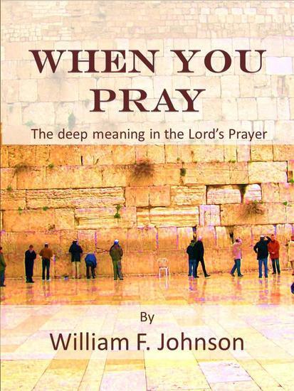 When You Pray - cover