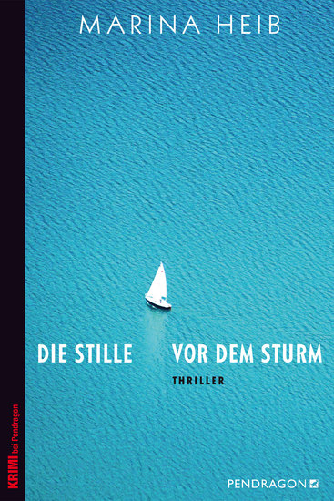 Die Stille vor dem Sturm - Thriller - cover