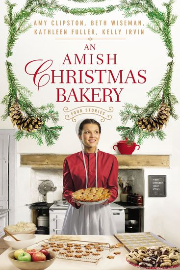 An Amish Christmas Bakery - Four Stories - cover