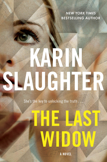 The Last Widow - A Novel - cover