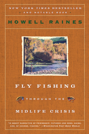 Fly Fishing Through the Midlife Crisis - cover
