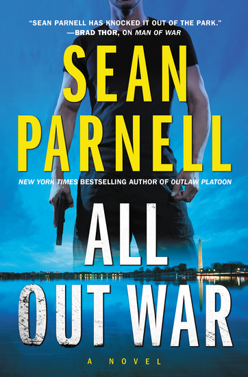 All Out War - A Novel - cover