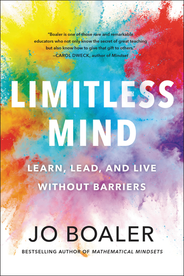 Limitless Mind - Learn Lead and Live Without Barriers - cover