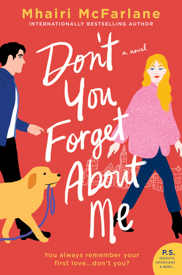 Don't You Forget About Me - A Novel - cover