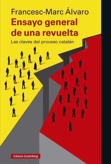Ensayo general de una revuelta - cover