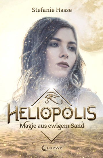Heliopolis 1 - Magie aus ewigem Sand - cover