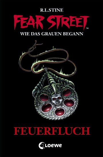 Fear Street 33 - Feuerfluch - cover