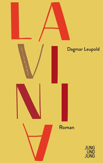 Lavinia - Roman - cover