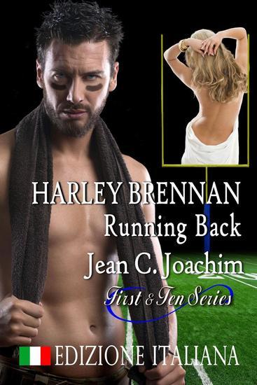 Harley Brennan Running Back (Edizione Italiana) - cover